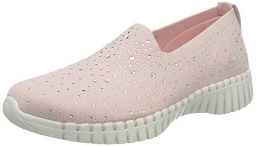 Skechers Zapatillas para Mujer 124053-LTPK_37, Color Rosa, EU