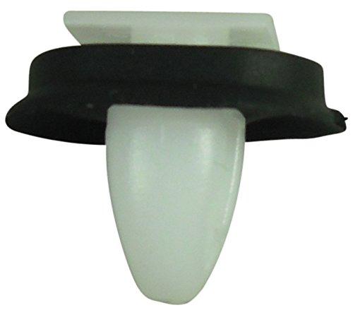10 x Clips Agrafe Plastique - Garnissages/Habillages - CITROEN RELAY 856543 / PEUGEOT BOXER 71728806 / FIAT DUCATO 856543 - LIVRAISON GRATUITE!