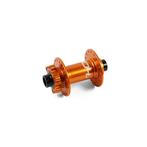 Hope Pro 4 Front Disc Hub 110 x 15mm for Boost, 32h, Orange