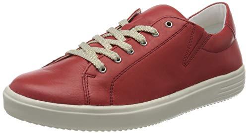 Remonte Damen D1402 Sneaker, Rot (Flamme 33), 43 EU