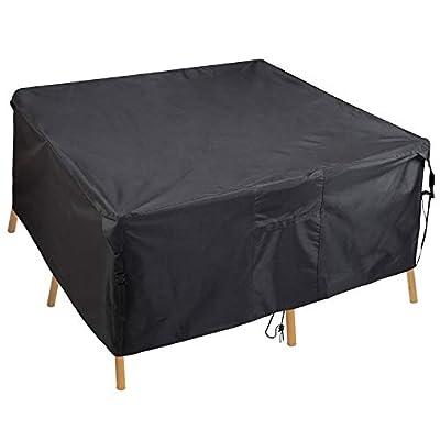 Patio Furniture Covers, PATIOPTION Rectangular ...