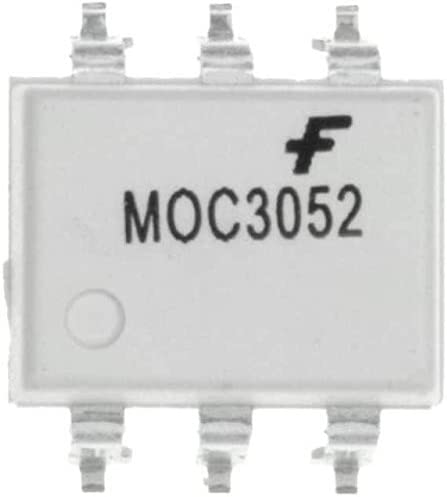 Max 76% OFF MOC3052SR2M Save money ON Semiconductor Isolators Pack 1000 of