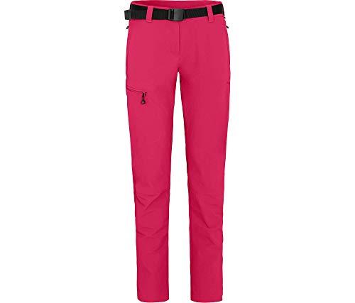 Bergson Damen Funktionshose MENA (Slim fit), Raspberry [168], 17 - Damen