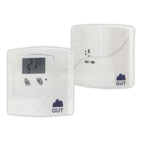 DOJA Industrial | Termostato digital GUT 098 RF | Termostatos Calor Radiofrecuencia