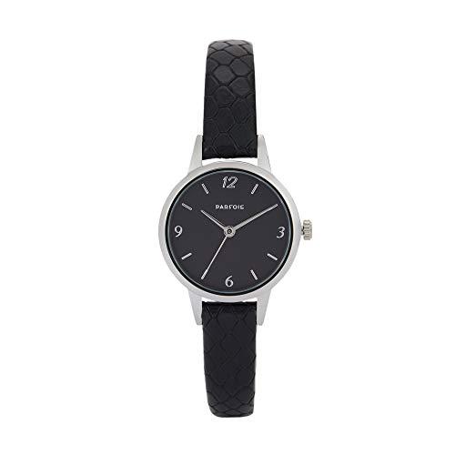 Parfois - Reloj Casual Silver Tray - Mujeres