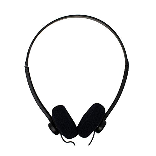 Over-Ear Lichtgewicht Stereo Hoofdtelefoon met 1,2 m Lood / 3,5 mm Jack voor PC, Laptop, Tablet, TV, iPod, MP3 / iCHOOSE