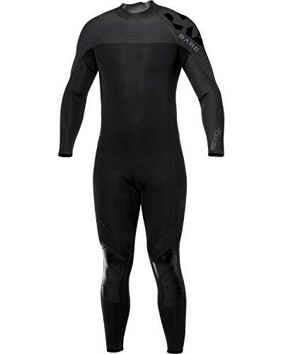 Bare 5mm Revel Men's Full Jumpsuit Wetsuit Scuba Diving (XX-Large)