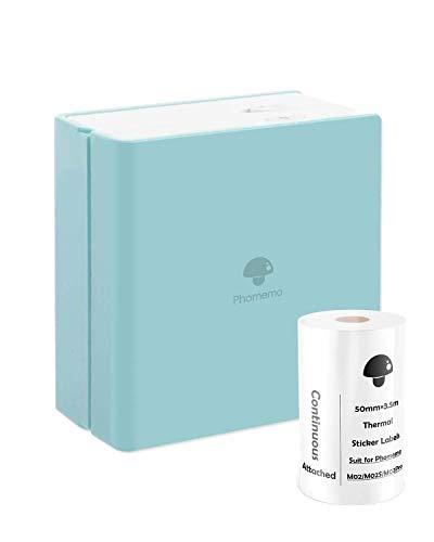 Phomemo M02 Mini-Thermo-Bluetooth-Drucker - grün