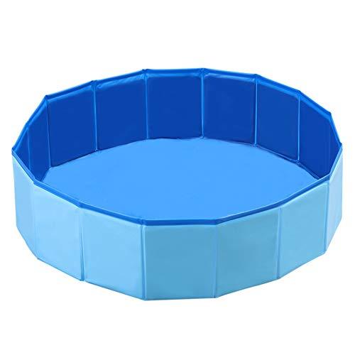 GIAOGIAO Haustier liefert Badewanne für Schwimmenhund Badewanne Faltbare Badewanne Badewanne Schwimmbad Übergroße Badewanne
