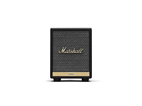 Marshall Uxbridge Bluetooth Altavoz con Alexa integrada - Negro (EU)
