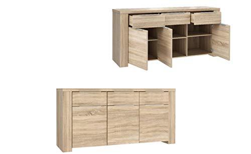 Furniture24 Kommode Sideboard CALPE CLPK24
