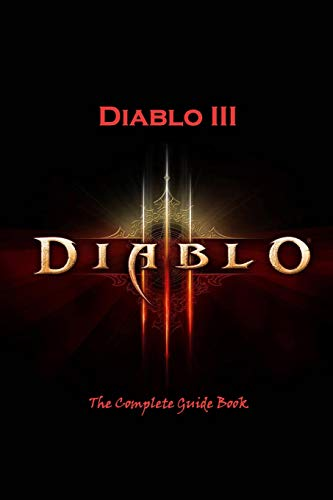 Diablo III: The Complete Guide Book: Travel Game Book