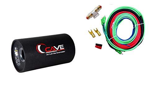 Cave 200 3800 Watt Bass Tube (Black)