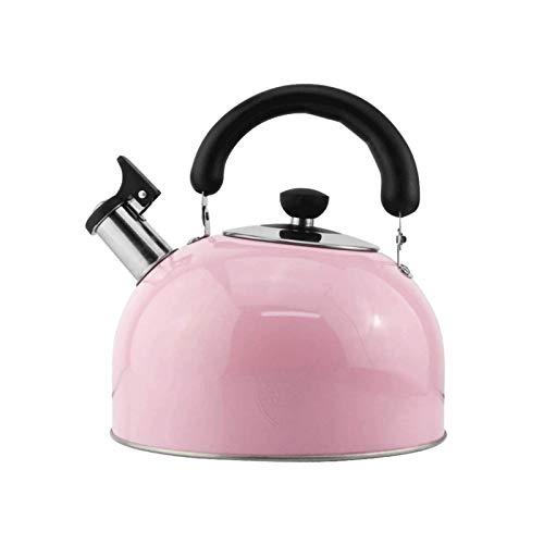 ZJZ Hogar del té de la Tetera con el Acero Inoxidable, Disponible...