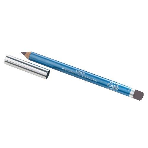EYE CARE Kajalstift/Eyeliner, fest-grau, 10 g