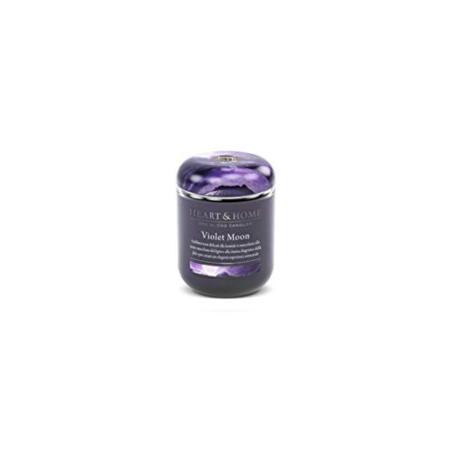 Bougie Violet Moon 115 g Heart and Home