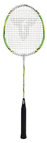 Talbot-Torro Badmintonschläger Sniper 3.6,Farbe: Silber-Grün, 429802