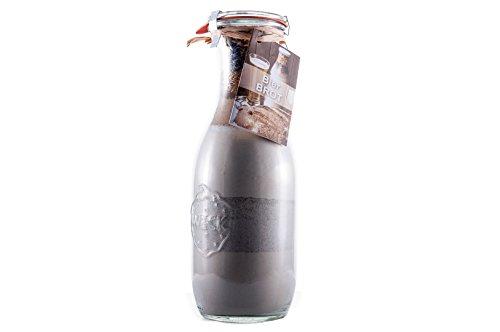 Löbke Hof Backmischung Bierbrot, 1062ml Weckflasche