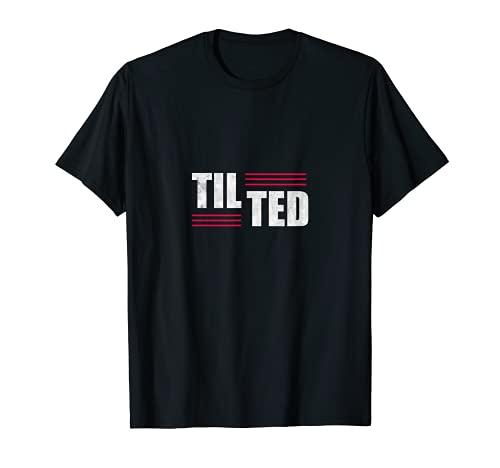Tilted Shirt League T-Shirt, tilt in game Legends lol