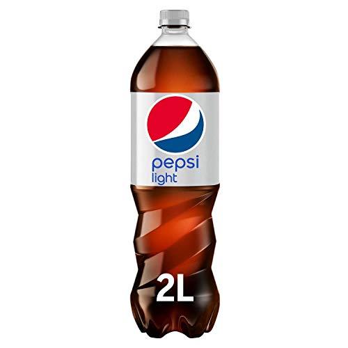 Pepsi Light 2L - Refresco de Cola sin Calorías
