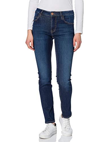 Mustang Sissy Slim S&p Jeans, Bleu foncé, 34W x 32L Femme