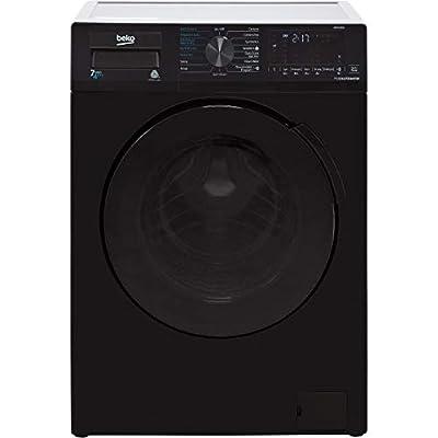 Beko WDB7426R1B 7kg/4kg Washer Dryer - Black
