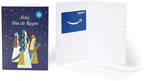 Tarjeta Regalo Amazon.es - Tarjeta de felicitación Feliz Día de Reyes