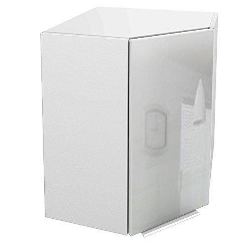 Mastercook Meuble Angle Haut – 58cm (Blanc)