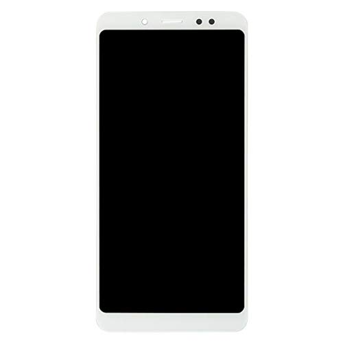 LCD Display Touch Screen Digitizer Assembly for Xiaomi Redmi Note 5/Note 5 Pro 5.99' (White)