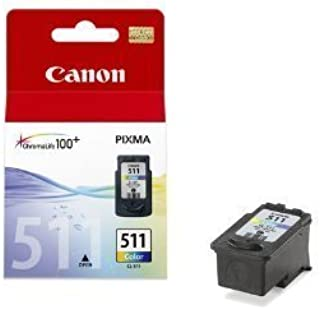 Canon Cl-511 Ink Cartridge Tri-Color