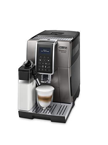 DeLonghi-ECAM35957TB-Dynamische-Kaffeevollautomat-240-Decibel-Kunststoff-TitanSchwarz