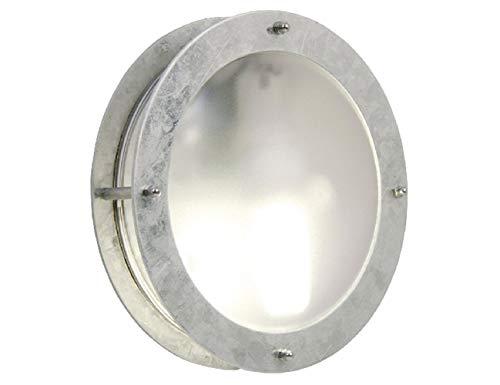 Nordlux Außenwandleuchte, 1 x E27/60W, Metall, E27, 60 W, Silber, 0 x 0 x 0 cm