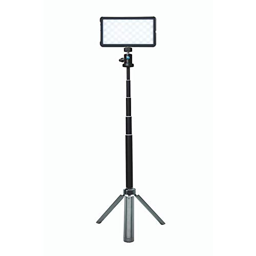 Lume Cube Broadcast Lighting Kit | Self Broadcasting and Live Streaming | Video Conferencing | Remote Working | Zoom Call Lighting