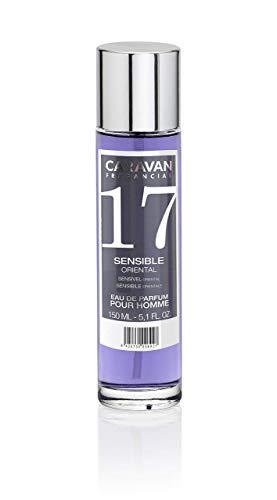 CARAVAN FRAGANCIAS nº 17 - Eau de Parfum con vaporizador para Hombre - 150 ml