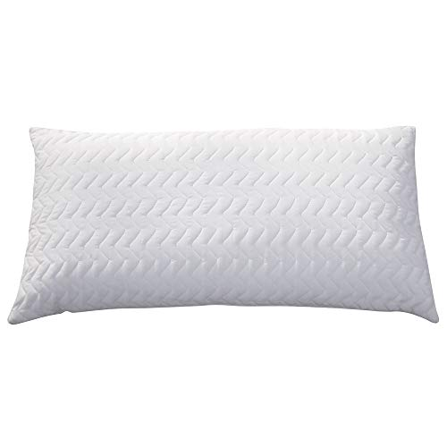 MPS Textiles 21055 Pocket Spring Standard, 40 x 75 cm mit Federkern