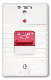 Find Discount TekTone SF337C Emergency Shower Switch Nurse Call System