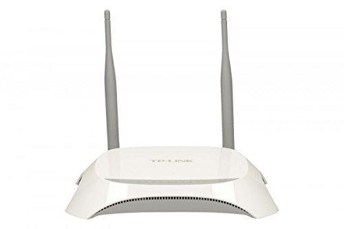 TP-Link TL-MR3420 Ver.5 N300 2T2R 3G/4G Wireless Router 4xLAN, 1xWAN, 1xUSB, NEU
