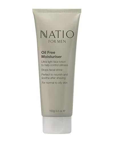Natio Moisturizing Lotion Olio-Men 150 g