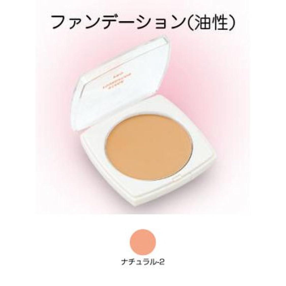 選択発生器聖なるステージファンデーション プロ 13g ナチュラル-2 【三善】
