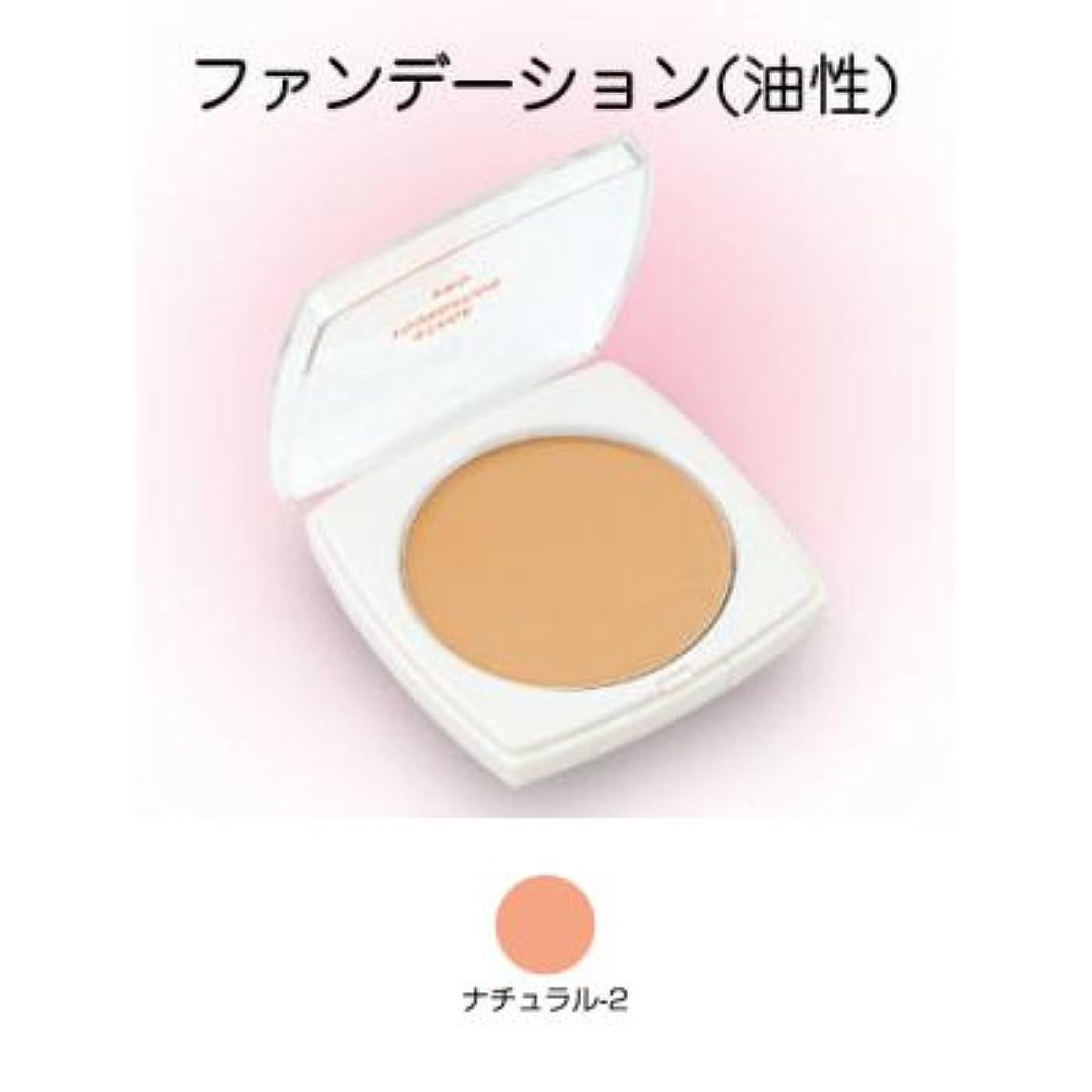 バッテリー少ないデモンストレーションステージファンデーション プロ 13g ナチュラル-2 【三善】