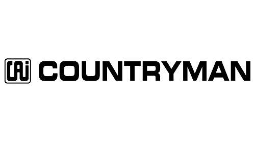 Countryman ISOMAX E6Cable de repuesto para Shure–marrón, 1mm cable