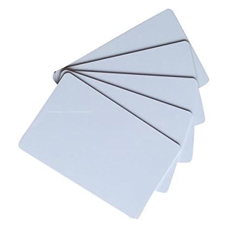 Blanc ISO14443A NFC RFID MIFARE Classic® 1K Carte (Lot de 10)