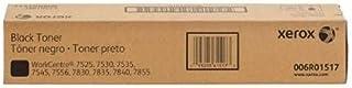Xerox WorkCentre Toner 7525,7530,7535,7556,7545,7830,7835,7840,7855 Part no 006R01517 Black 26K