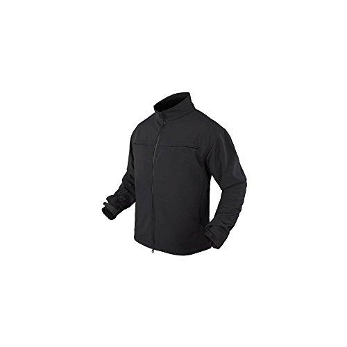 Condor Hommes Covert Soft Shell Veste Noir Taille XXL