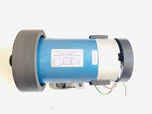 DC Drive Motor Assembly with Mount Bracket G020164A or 006417 Works with Sole Fitness F80 Treadmill