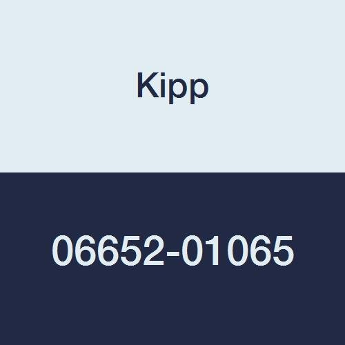 Directly managed store Kipp Special Campaign 06652-01065 Novo·Grip Grey Thermoplastic with M6 Grip Wing