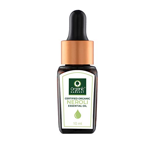 Neroli Essential Oil – USDA, OneCert, Certified Organic, 100% Pure, Undiluted, Therapeutic...