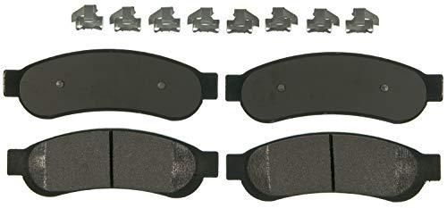 Wagner SevereDuty SX1334 Semi-Metallic Disc Brake Pad Set