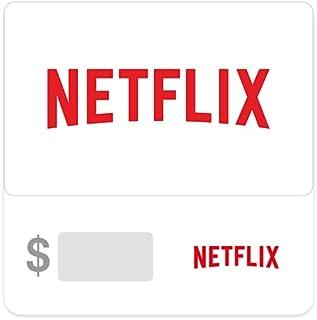 Netflix Gift Card - Delivered via email