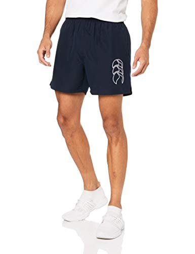 Canterbury Tactic Short de Rugby Homme, Bleu Marine, FR : S (Taille Fabricant : S)